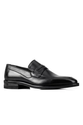 Cabani Taban Ayakkabı-(ms)-siyah Fsn - Siyah Deri 2-21 Eva