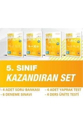 Analiz Yayınları Yayınları 5.sınıf Seti Tüm Dersler Soru Bankası Yaprak Test Deneme