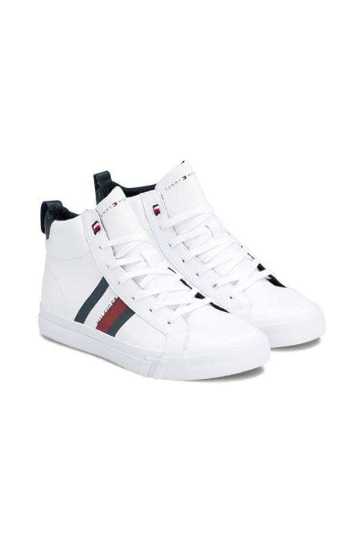 Tommy Hilfiger Erkek Dıno Sneaker 1