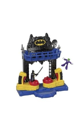 Batman Imaginext Dc Super Friends Ikili Kapışma Batcave Oyun Seti