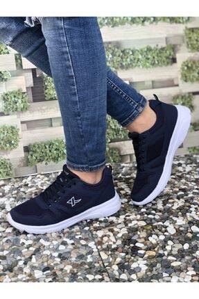 PROBULL Unisex Lacivert Beyaz Spor Ayakkabı