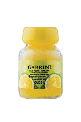 Gabrini Cam Şişe Aseton 8696814049063