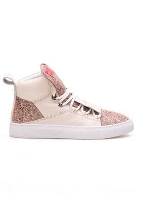Pegia Hakiki Deri Kadın Sneaker La1310