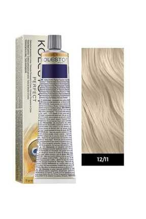 Wella Saç Boyası -yeni Seri Me+ Koleston Perfect 12.11 Ekstra Füme Sarısı