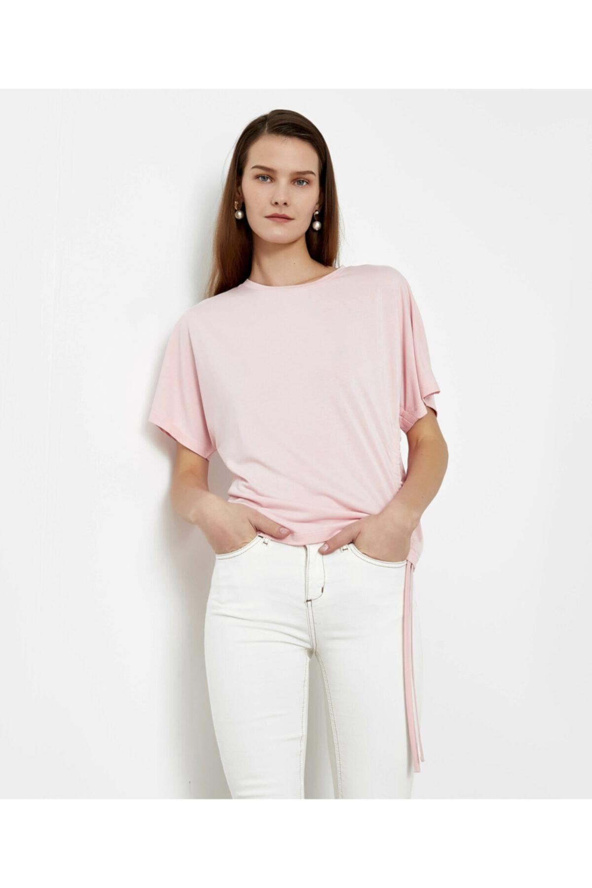 İpekyol Ayarlanabilir Bel Tshirt 2