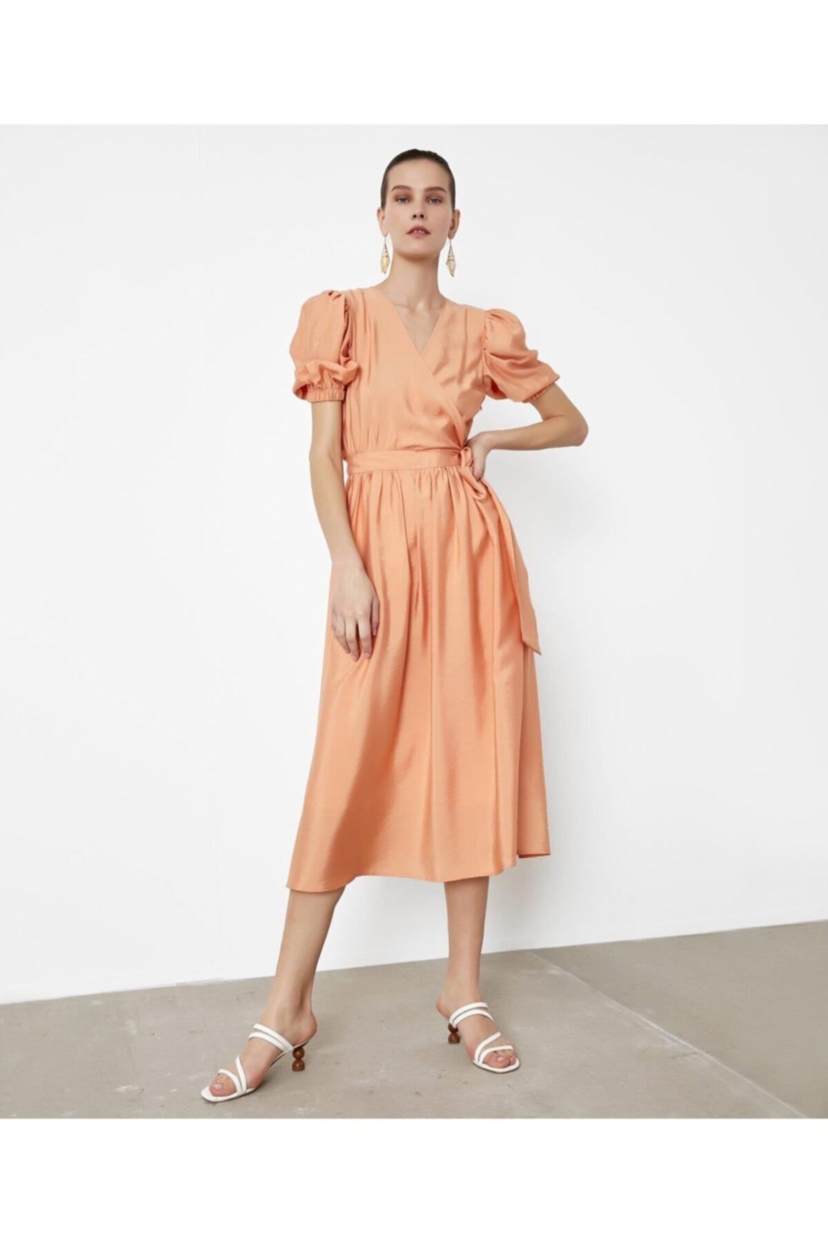 İpekyol Balon Kol Elbise 1