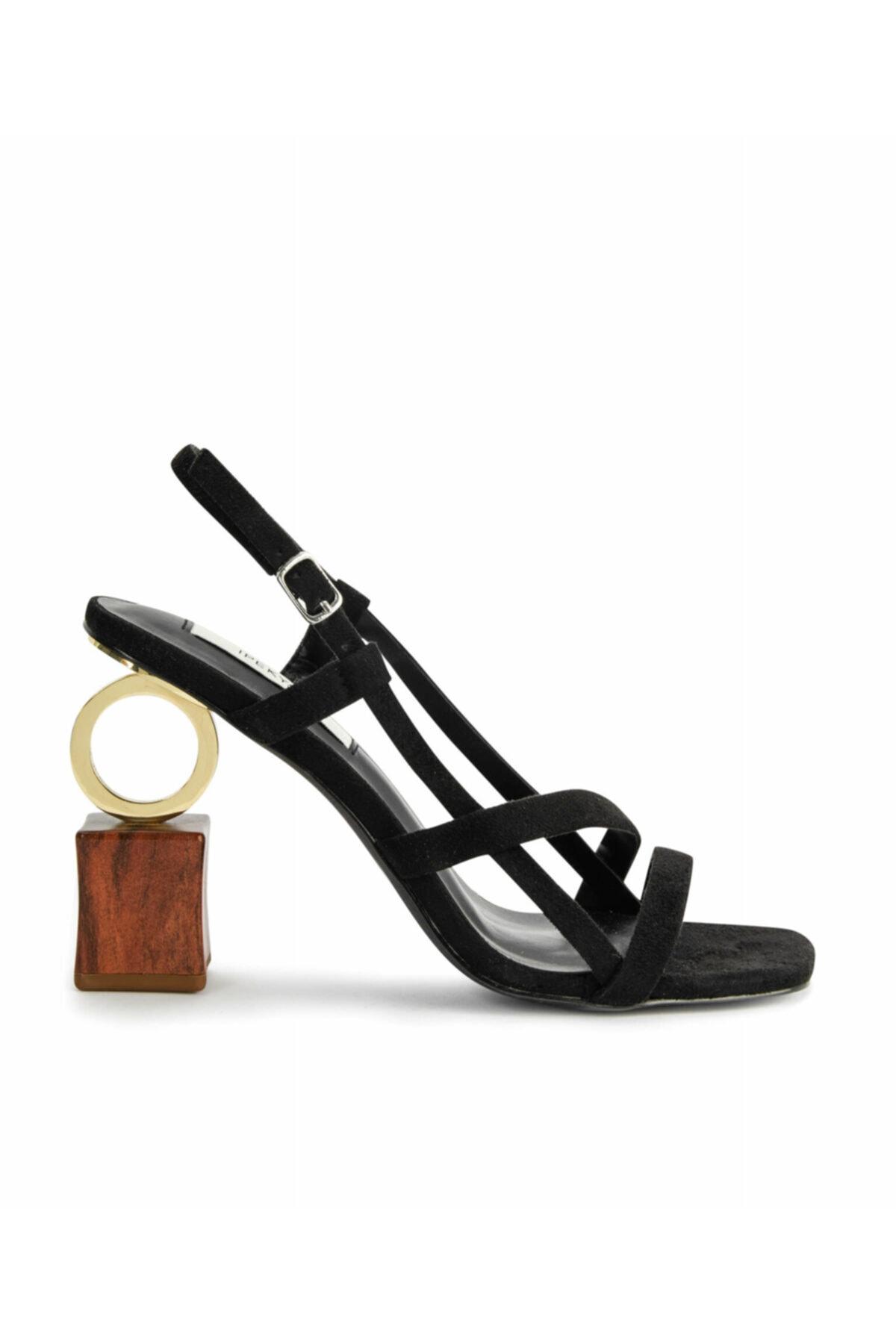 İpekyol Topuk Aksesuarlı Ayakkabı 2