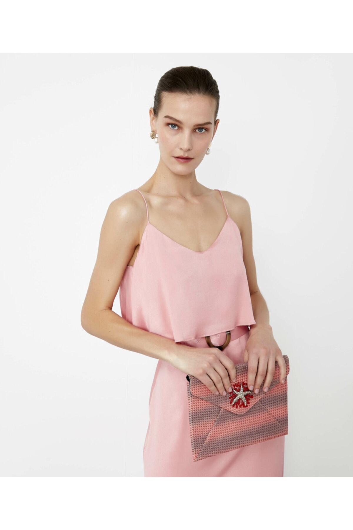 İpekyol Askılı Elbise 1