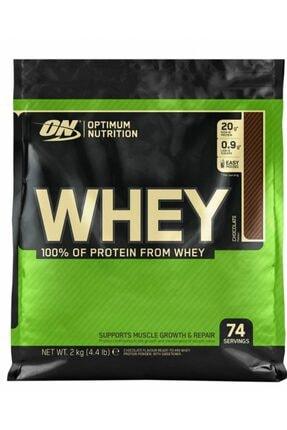 Optimum Nutrition Optımum Whey Green Lıne Proteın Tozu Çikolata Aromalı 2000 gr