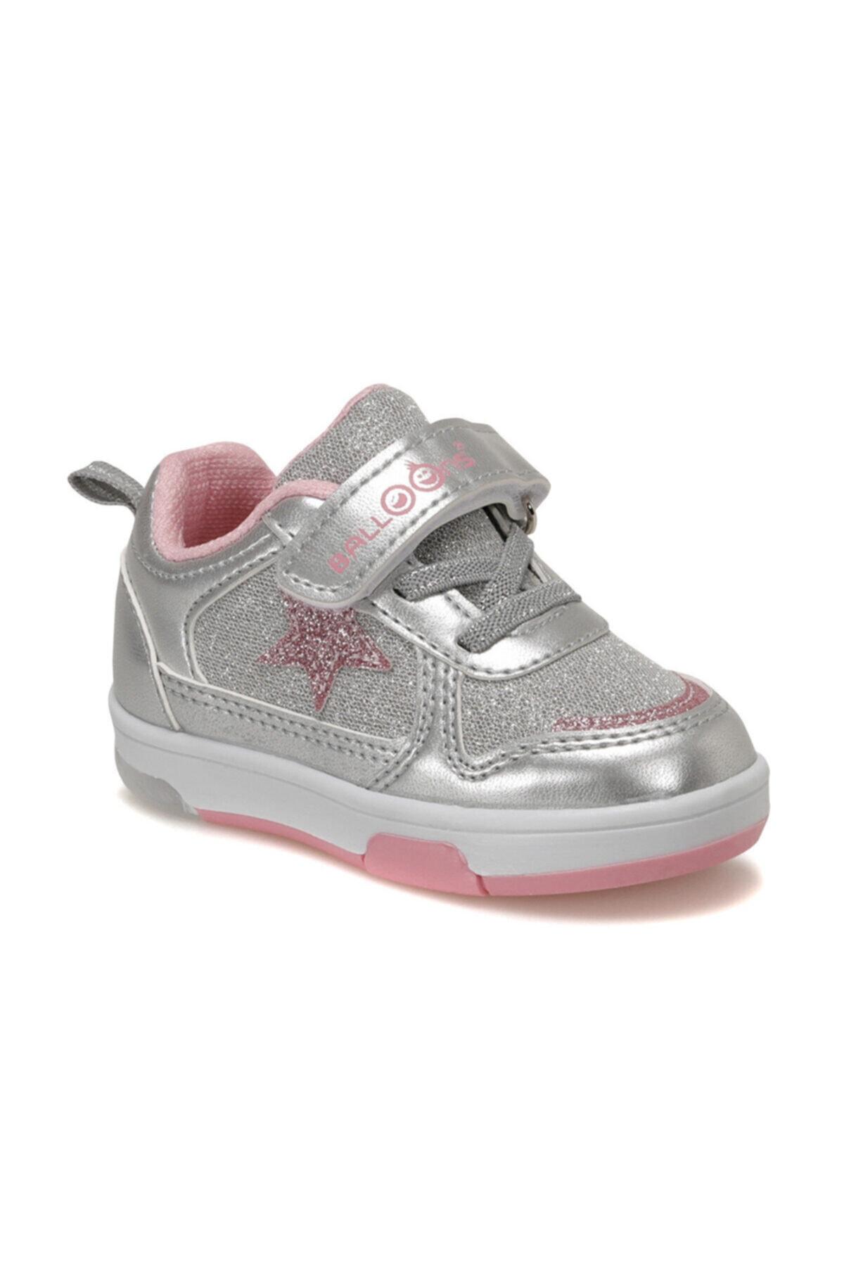 BALLOON-S MOLI Gümüş Kız Çocuk Sneaker 100570584 1
