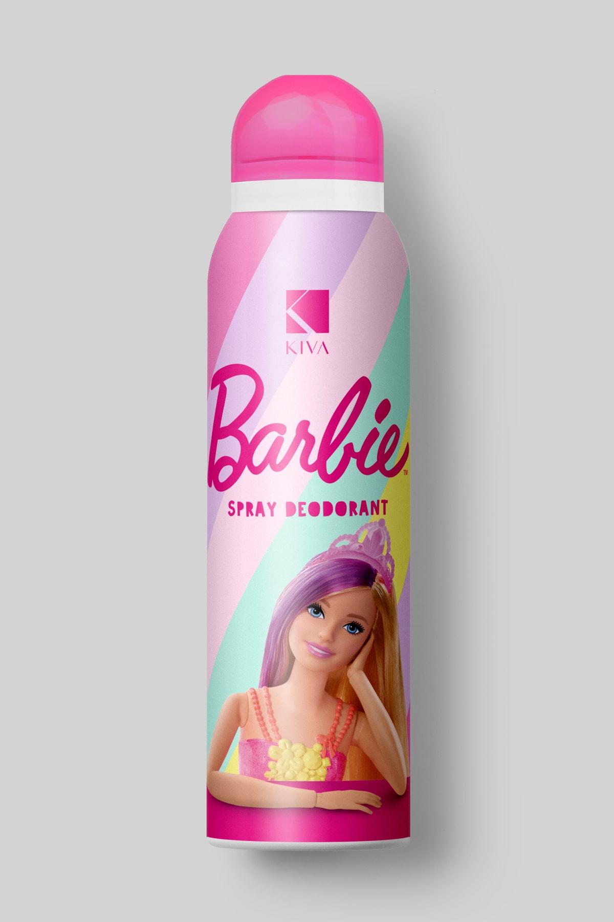 Barbie 150ml Spray Deodorant 1