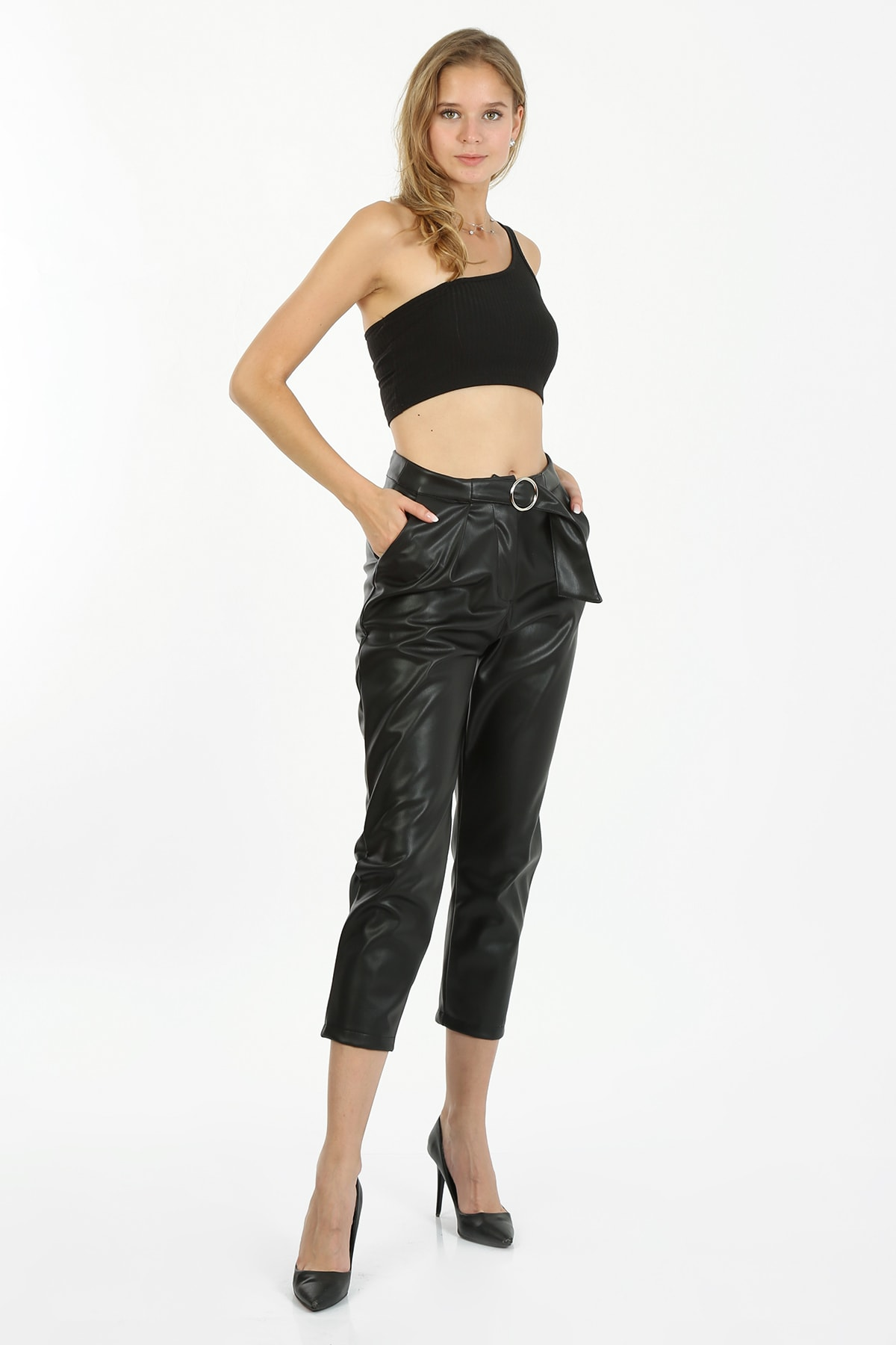 Anitabella Deri Pantolon 2