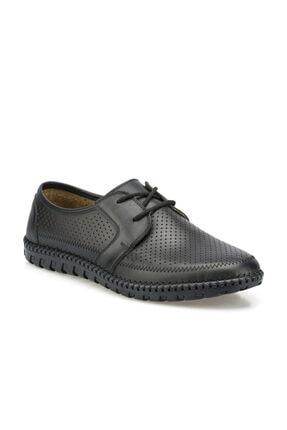 Polaris 5 Nokta 102095.M Siyah Erkek Klasik Ayakkabı 100500743