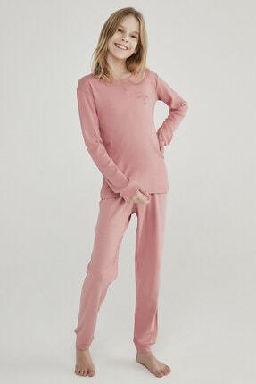 Penti Rose Teen Rıb 2li Pijama Takımı