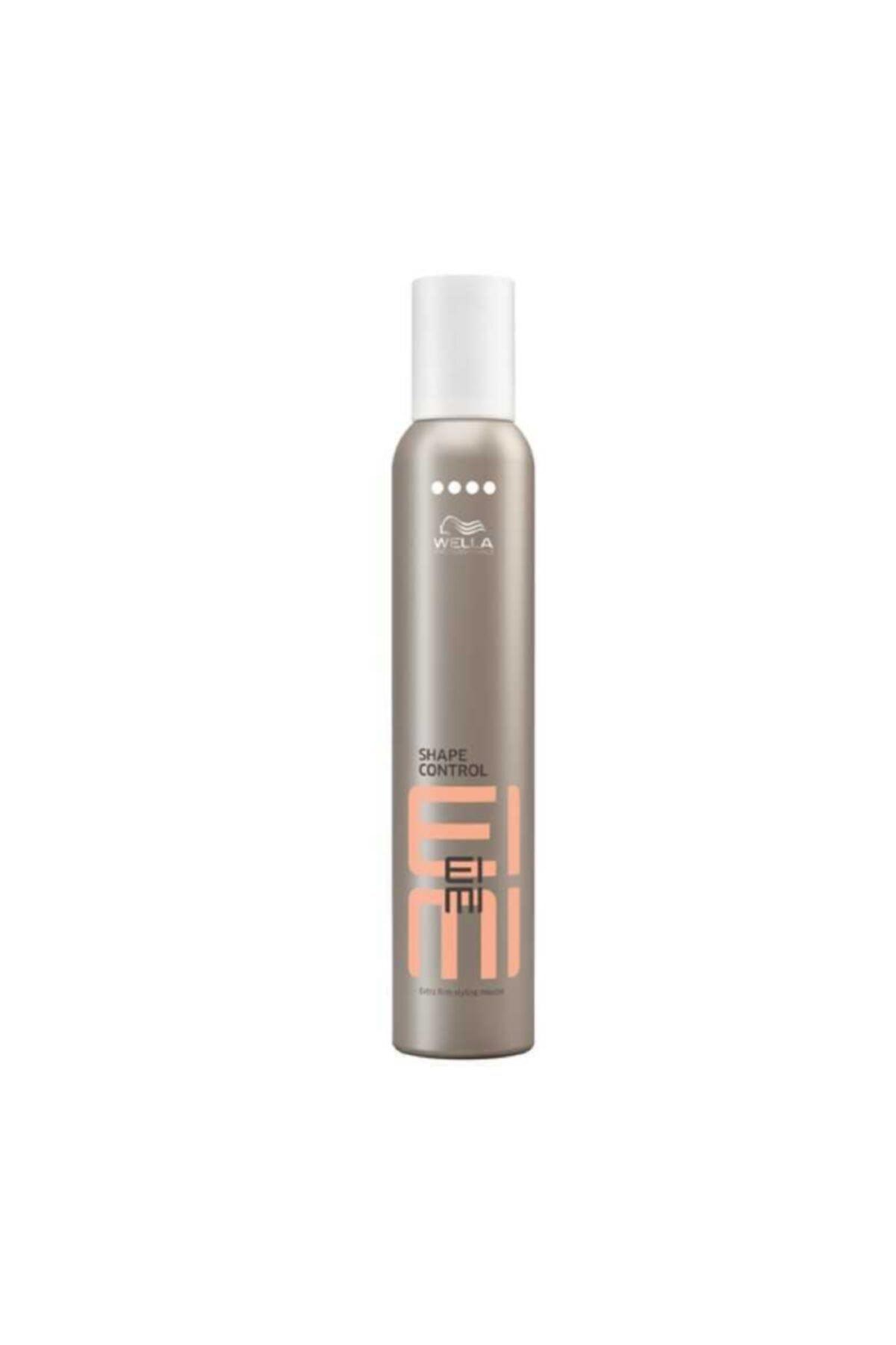 Wella Eımı Shape Control - Ekstra Güçlü Şekillendirici Köpük 300 ml 1