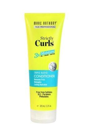 MARC ANTHONY Strictly Curls Kıvırcık Saçlar Için 3 X Nemlendirici Bakım Kremi 325 ml
