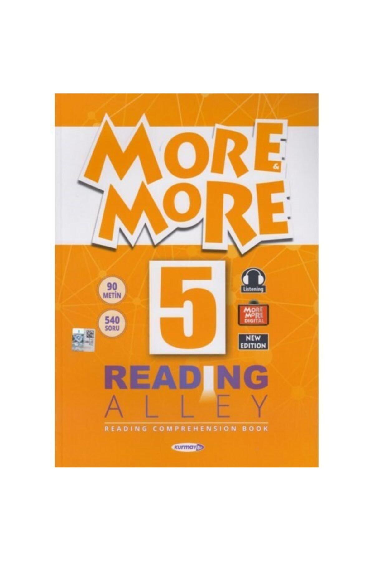 Kurmay Elt Yayınları Kurmay More And More 5. Sınıf Reading Alley 1