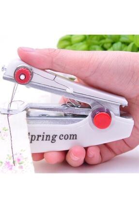 epazzar Spring Come Mini Kolay Seyehat Ve Ev Tipi El Dikiş Dikme Makinası
