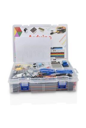 Arduino Nano Uno Mega Rfid 4in1 Dıy Case 174 Parça Proje Set 53