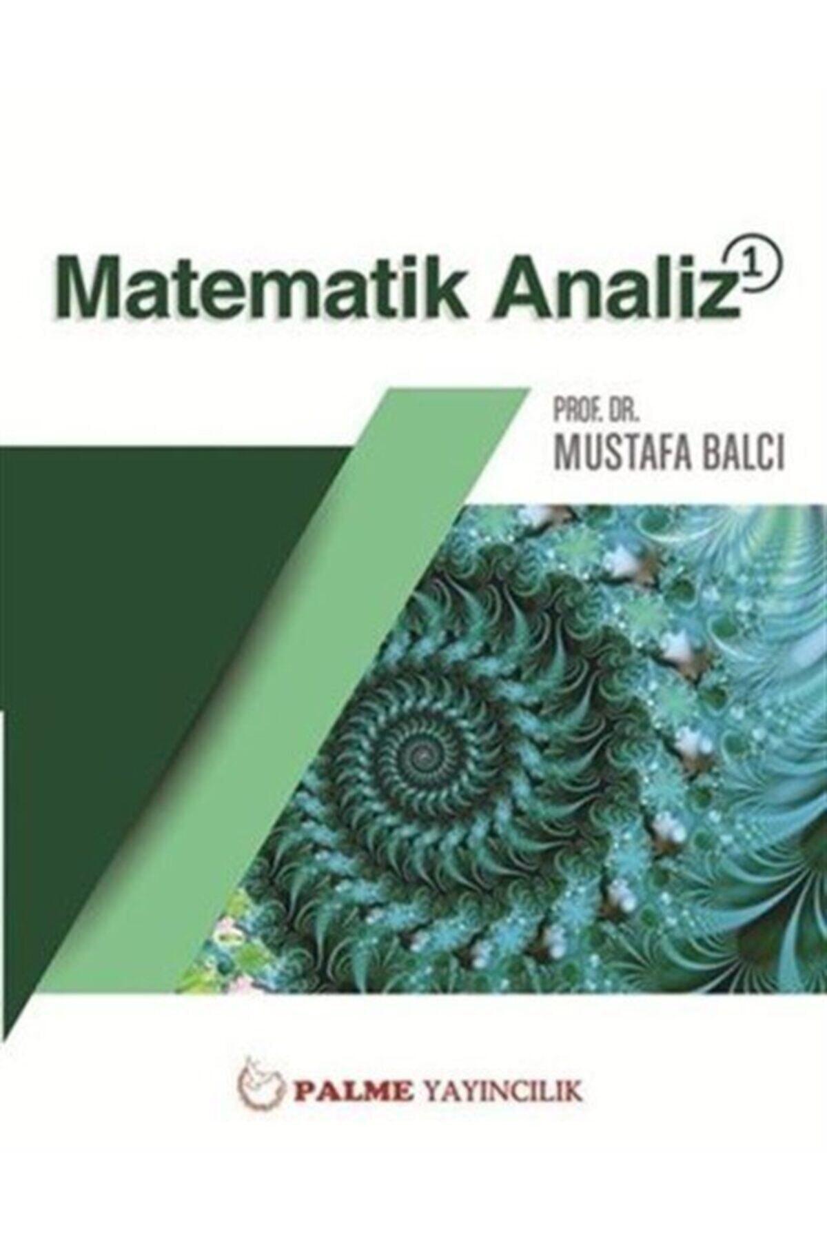 Palme Yayınevi Matematik Analiz 1 1
