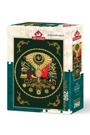 Art Puzzle Osmanlı Arması 260 Parça
