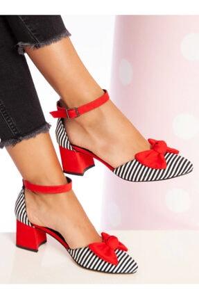 ayakkabıhavuzu Topuklu Ayakkabı - Kırmızı -