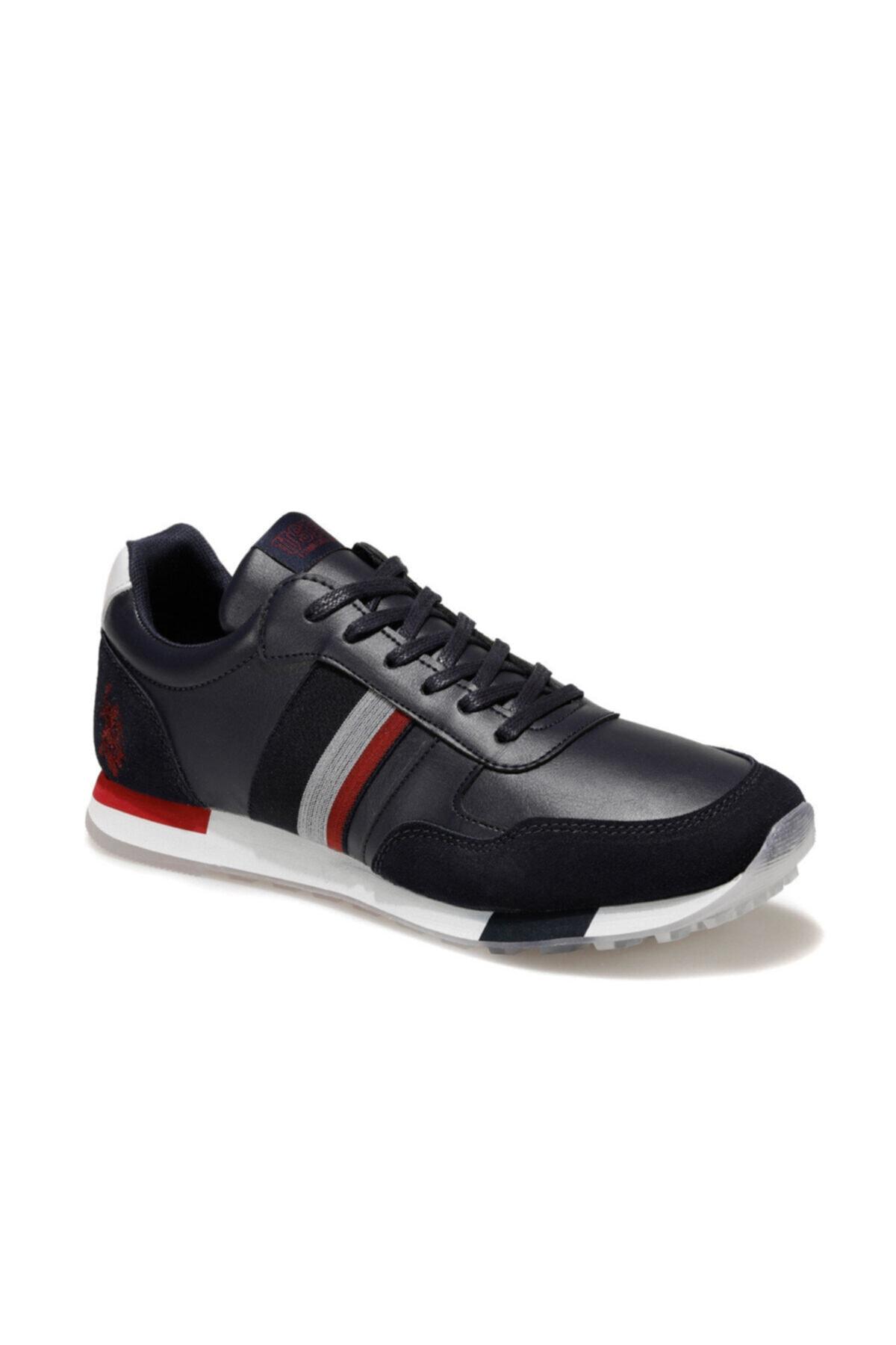 U.S. Polo Assn. BARLIN WT Lacivert Erkek Sneaker Ayakkabı 100551150 1