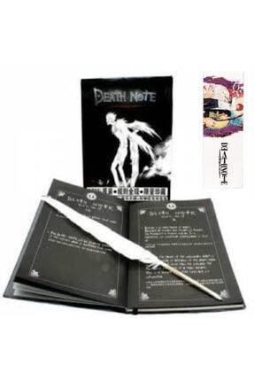 NARKİSSOS Yeni Basım Death Note Cosplay Defter Ve Tüy Kalem , Ayraç