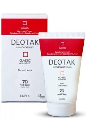 Deotak Classic (Klasik) 35 ml Krem