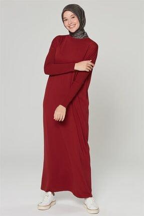 Armine Elbise 20ka3500 Bordo