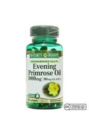 Nature's Bounty Evening Primrose Oil 1000 Mg