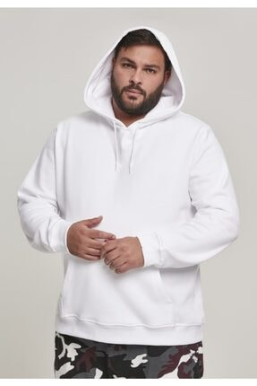 Jessyamor Erkek Ekru Battal Kalın Sweatshirt