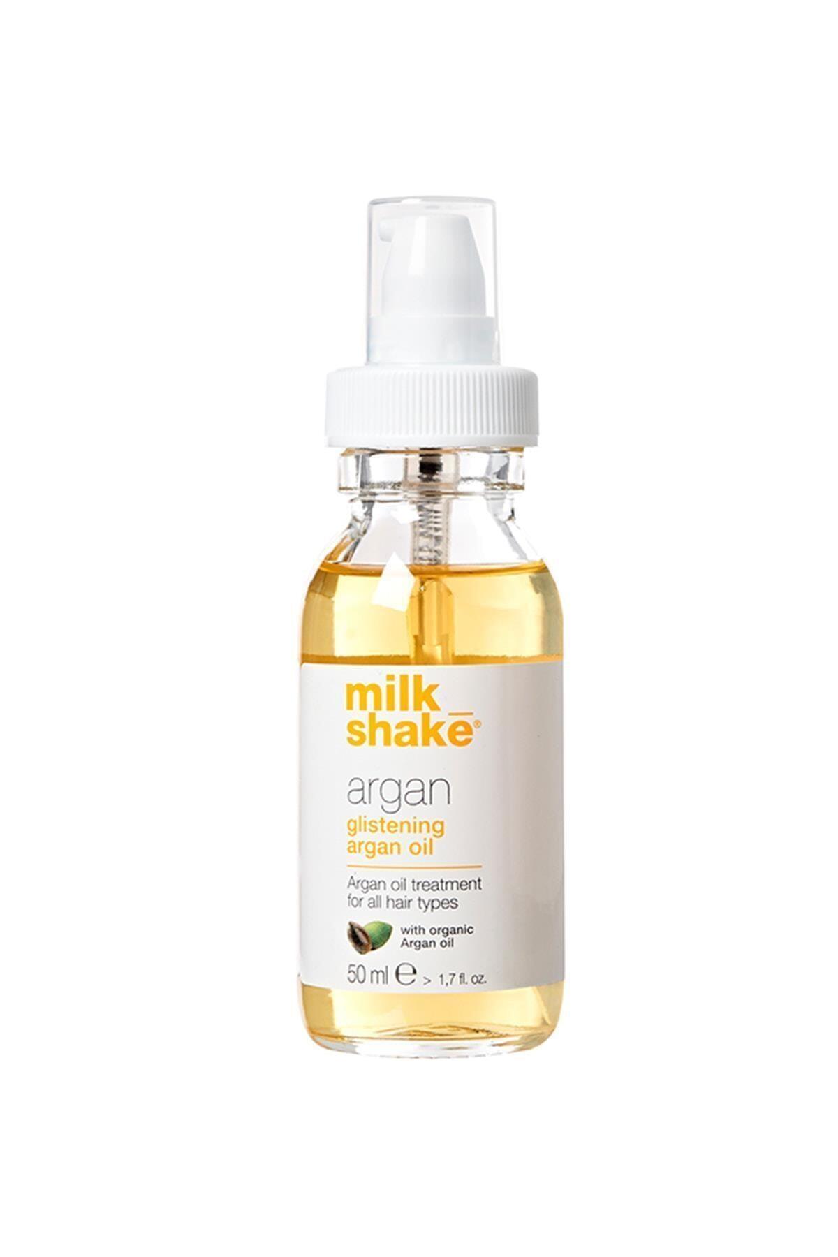 Milkshake Glistening Argan Bakım Yağı 50ml 1