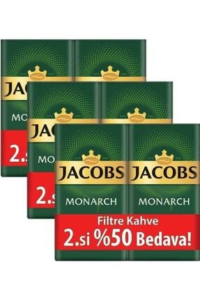 Jacobs Monarch Filtre Kahve 2 X 500 gr  3'lü Set  3kg