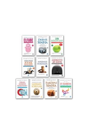 Hayat Yayınları Mehmet Ali Bulut Seti 10 Kitap Ahhirette 45 Gün Elfabe