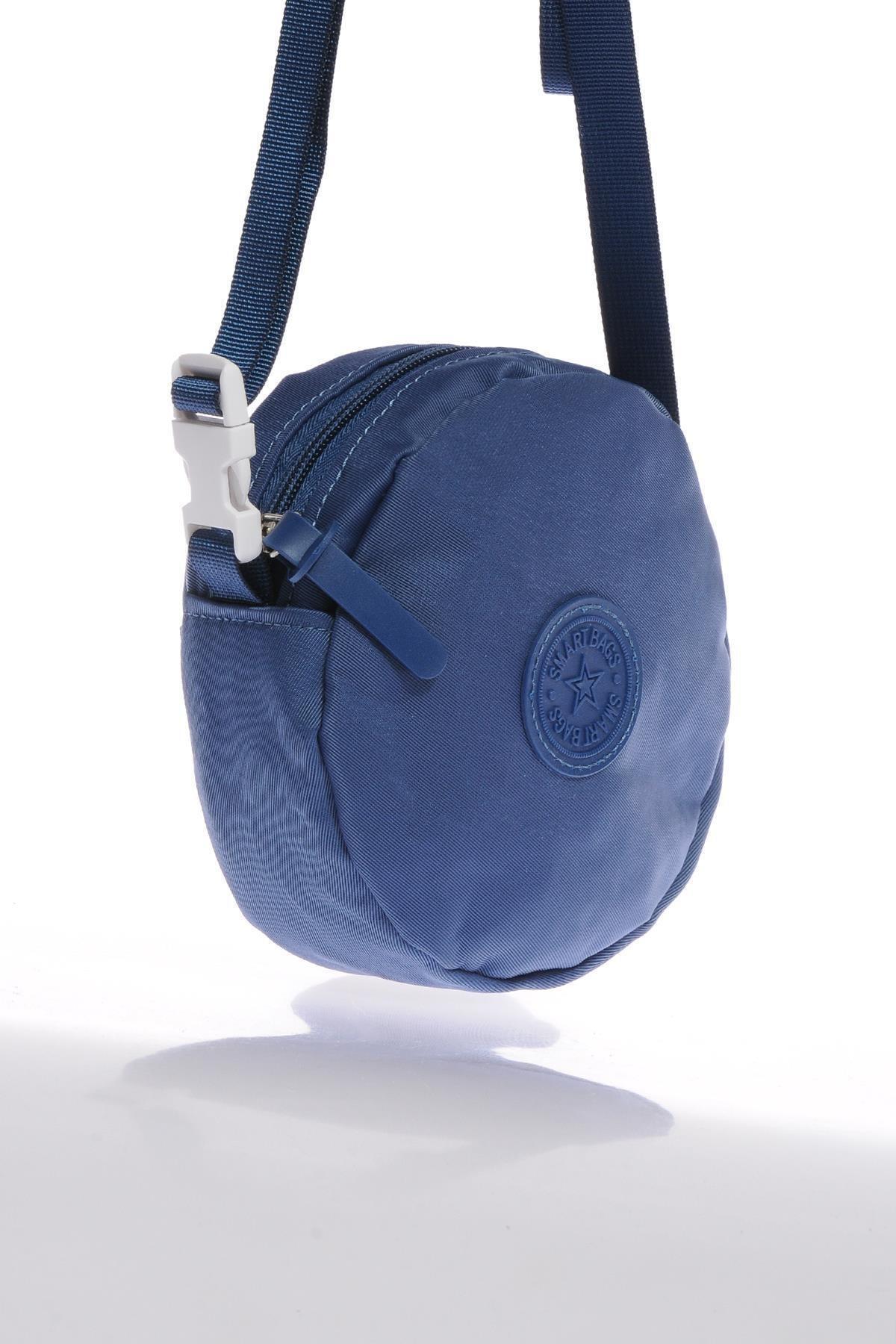 SMART BAGS Smb6001-0050 Buz Mavisi Kadın Minik Çapraz Çanta 2