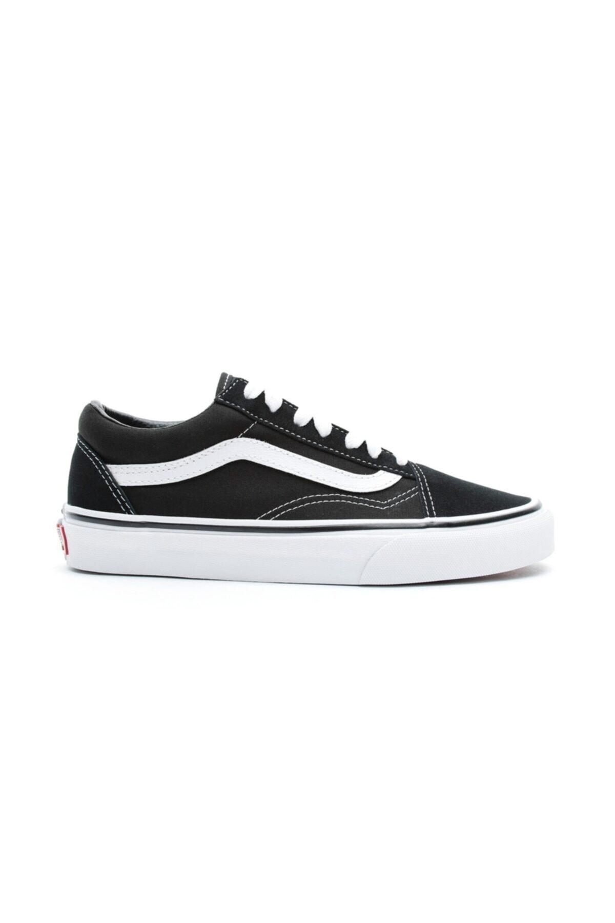 Vans Old Skool Unisex Siyah Sneaker 1