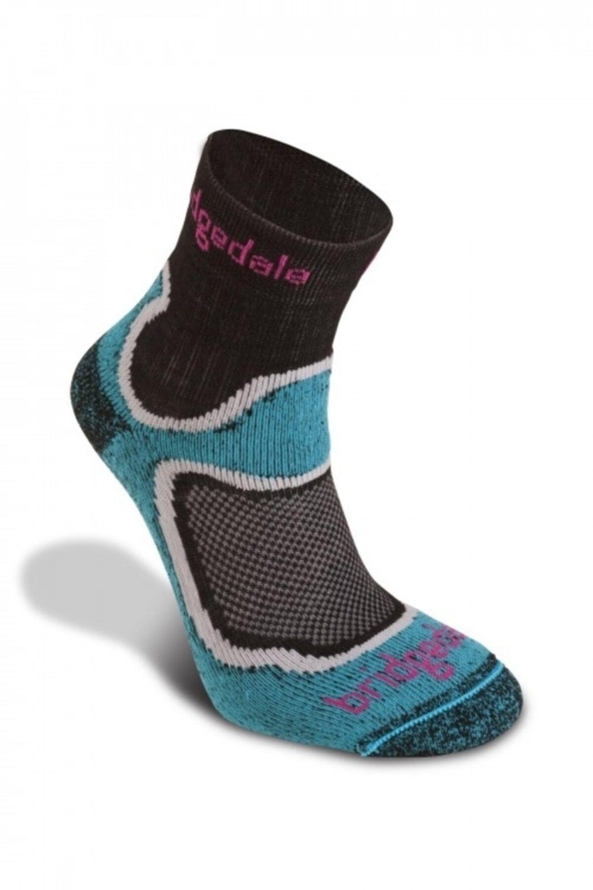 Bridgedale Cool Fusion Run Speed Trail Kadın Çorabı Brd635 1