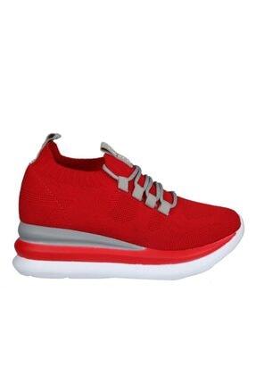 MP Ewoll 1037 Kırmızı Kadın Sneakers