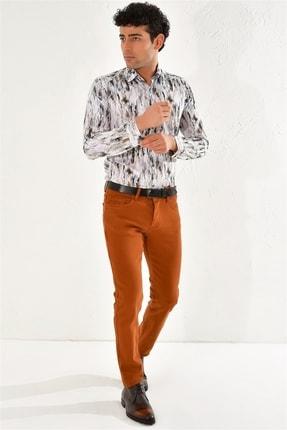 Efor 048 Slim Fit Tarçın Spor Pantolon