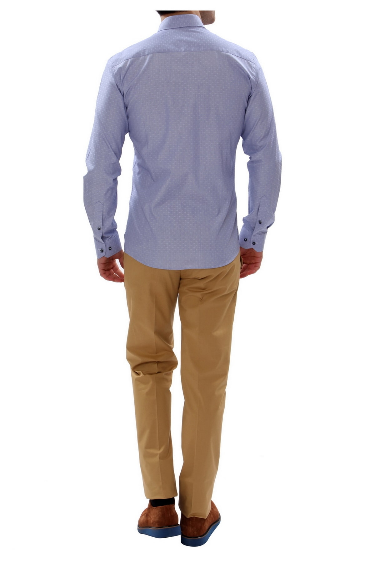 Efor P 905 Slim Fit Taba Spor Pantolon 2