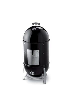 WEBER Smokey Mountain Cooker 47 Cm Kömürlü Mangal Siyah