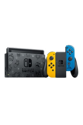 Nintendo Switch Fortnite Wildcat Edition Konsol