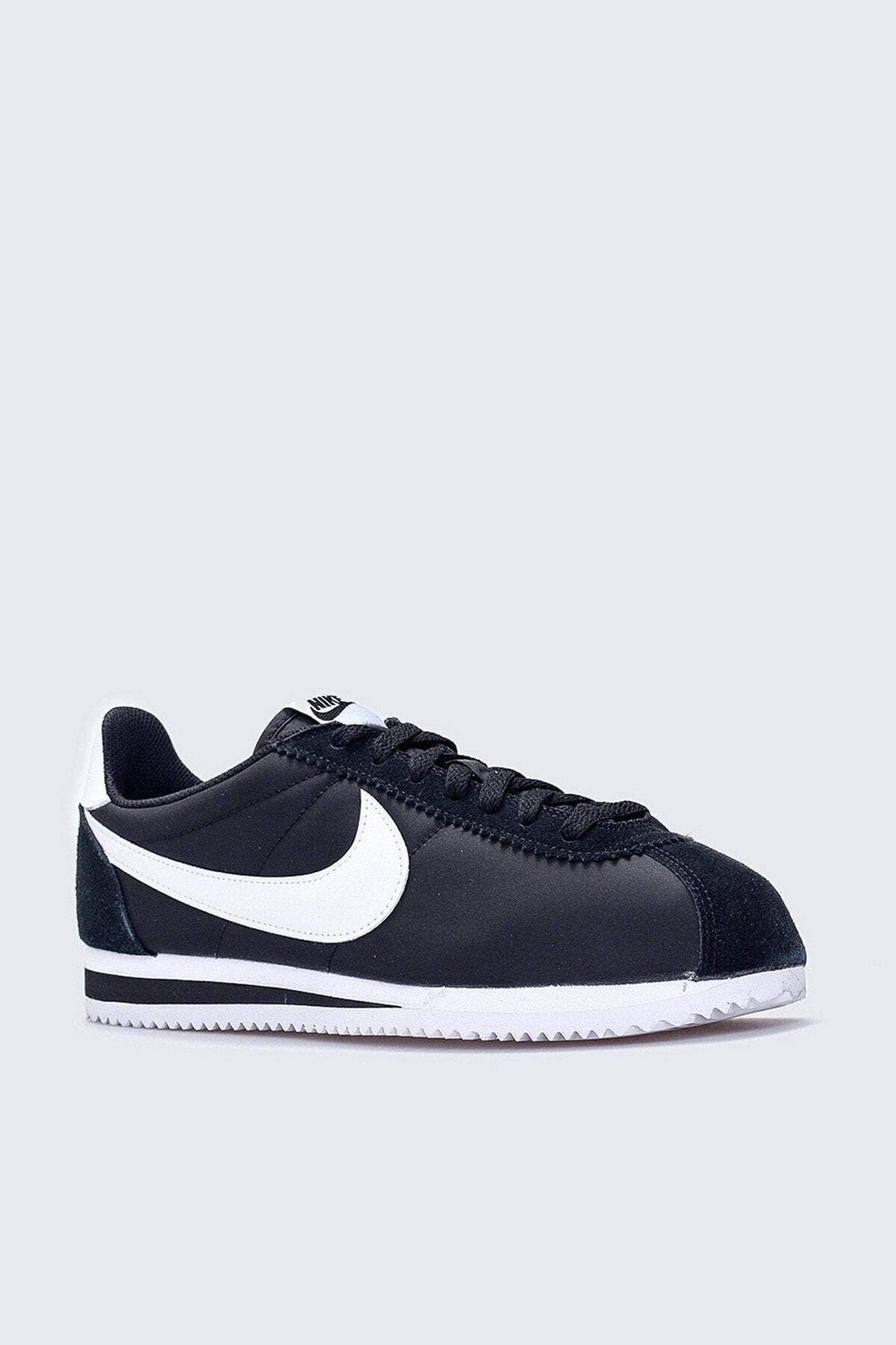 Nike Erkek Spor Ayakkabı - Classic Cortez Nylon - 807472-011 1