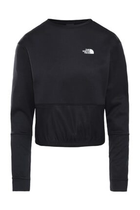 THE NORTH FACE Train Pullover Kadın Sweatshirt Siyah