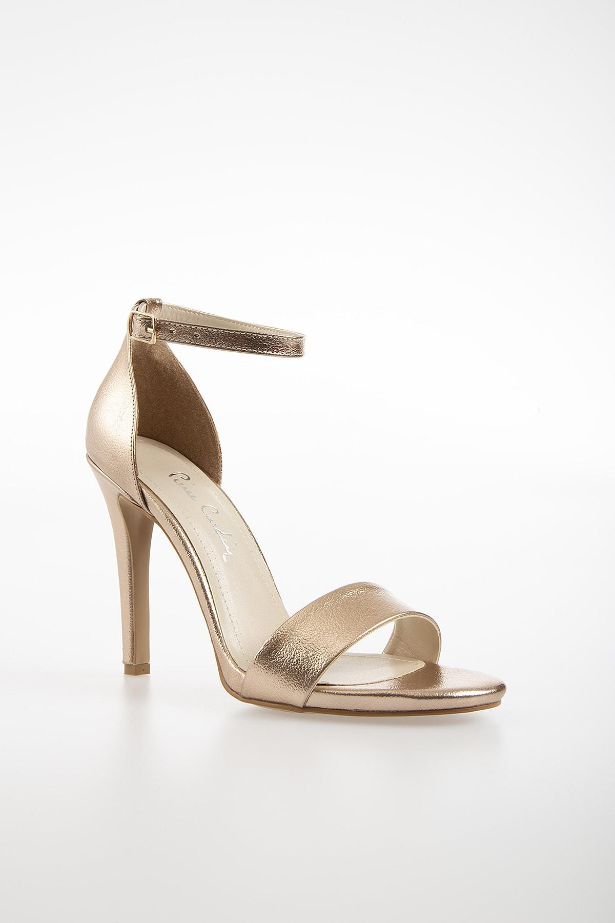 Pierre Cardin Pc-50170 Parlak Rose Kadın Ayakkabı 2