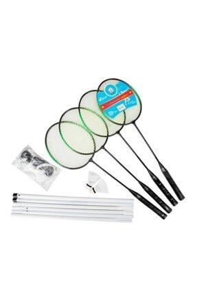 Bircan Oyuncak Badminton Set Fileli