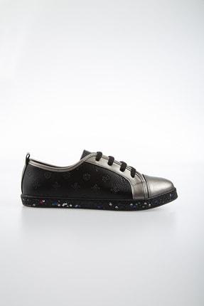 Pierre Cardin PC-50616 Siyah Kadın Ayakkabı