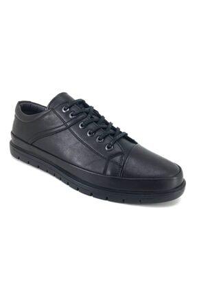 MARCOMEN 9415 Günlük Erkek Ayakkabı-siyah