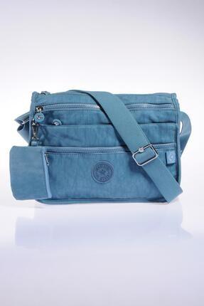 SMART BAGS Smb1128-0050 N.buz Mavi Kadın Çapraz Çanta